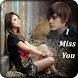 Miss You Photo Frame by PMB Solution