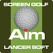 Screen Golf Putter Aiming by Kim Jae Hyun