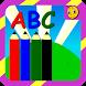 Bee Menulis ABC dan Menggambar by X-Gaf Studio