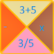 Quick Calculate :MATH GAME by mobzone
