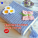 Crochet Pattern Book Cover by newerica