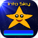 Into Sky: Bouncing Star by Jakub Mateusiak