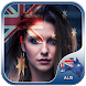 Australia Flag Photo Editor