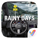 Rainy Days 3D V Launcher Theme by V Launcher