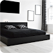 Black & White Bedroom Ideas by ZaleBox