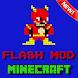 Flash Superhero Mod Minecraft by Guaka dev