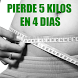 Pierde 5 Kilos En 4 Días by juan manuel reyes sanchez