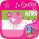 Sweet Bird - GO Launcher Theme by Best Themes Ever