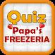 PIcs Quiz for Papa's Freezeria by westload