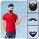 Man Mustache and Beard Changer by RiozApp
