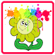 Flowers Painting Coloring game by NariApps