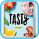 Tasty Cookbook Recipe Sections