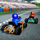 Rush Kart Racing