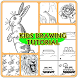 Kids Drawing Tutorial 2016 by Yoanteez Apps