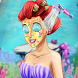 Mermaid Princess Makeover