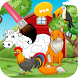 Animal coloring pages - Learning animal noises by Jirapas Tongthong