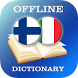 Finnish-Italian Dictionary by AllDict