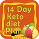 14 Days Keto Diet Plan by Bubble Shooting