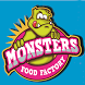 MONSTERS FOOD FACTORY by Diguel