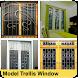 Model Trellis Window by Bregidau OK