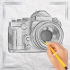 Pencil Sketch Photo by PicLabs