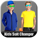Kids Suit Changer-Kids Fashion by Pirologix