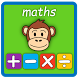 Primary School Maths for Kids. by Brainy Ape Studio LLP