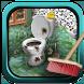 Fun Bathroom Cleaning Game by TWIM STUDIOS