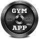Fitness trainer GymApp Pro by adhocapp