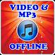 VIDEO & MP3 OFFLINE LAGU INDIA by Aisha Music App