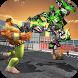 Incredible Monster VS Super Robot X Real Battle