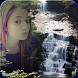 Waterfall Photo Frames by vijash