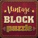 Vintage Block Puzzle-10x10 fit by Free Block Puzzle Games Inc.