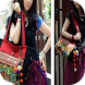 embroidered bag design by Crolap