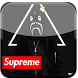 Supreme and Bape Wallpaper by Pixel Studio Creative