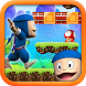 Super Hattori Run: Ninja Fighting Game by Super PAW The Patrol Puppy Games