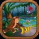Jungle Kong Running Banana Run by Canalzi Top