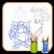 Easy Draw PEKKA by Best Mobile Developer