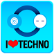 I LOVE TECHNO by MedellinStyle.com
