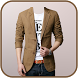 Man Blazer Photo Suit Montage by Asian Inc