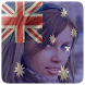 Australia Flag Profile Picture by GePro