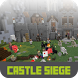 Map Castle Siege For MCPE by Four Map