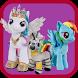 Pocket Pony Toys Go by Heelegma