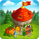 Magic Country: fairy city farm by foranj