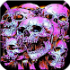 Skull Wallpapers Live by Georky Cash App-Radio FM,RadioOnline,Music,News
