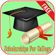 Scholarships for College by Scholarship Finder Ltd
