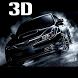 Турбина на колесах 3D гонки by W-H-B-D