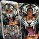 Roar tiger theme keyboard by cool theme creator
