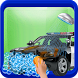 Messy Police Car Wash Salon by AvenueGamingStudios