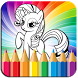 Coloring Book for Little Pony by Stiler4Games